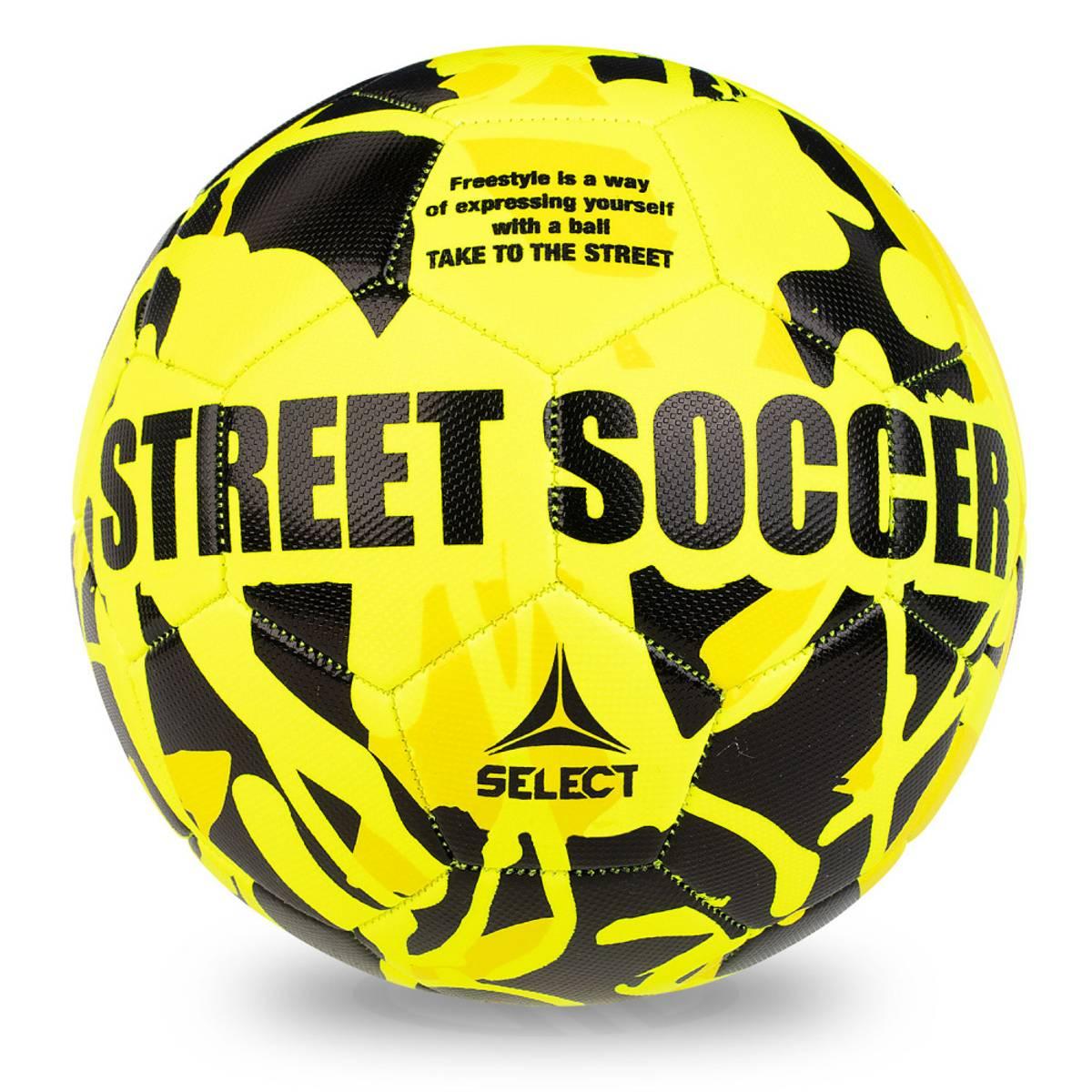 Select Street Soccer fotball