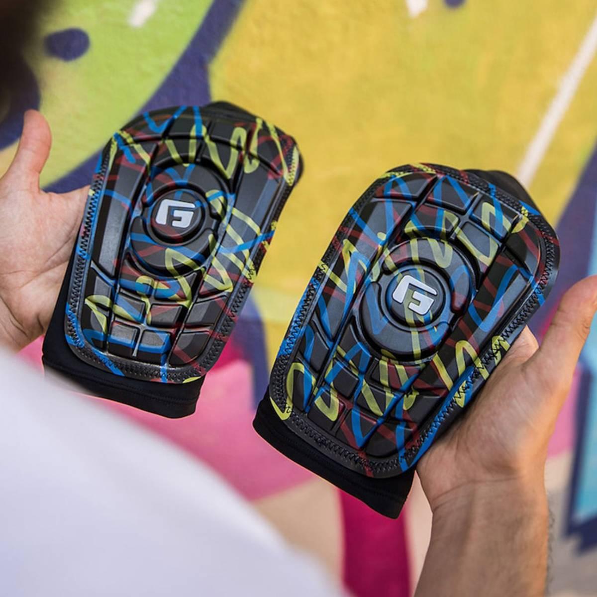 G-Form Pro-S Compact Graffitileggskinn