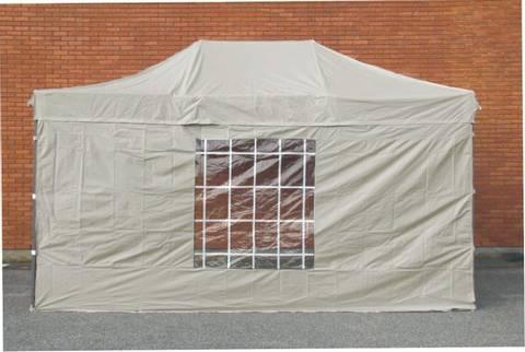 Bilde av Easy-Up Proff Vegg 4,5 m, vindu