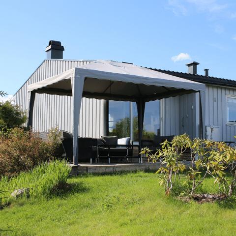 Bilde av Norgestelt paviljong 4x2,5m