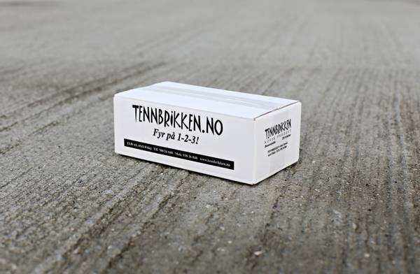 TENNBRIKKEN 250