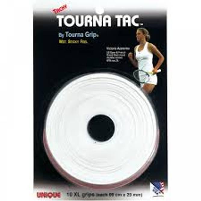 Bilde av Tourna Grip 10 Pack WHITE