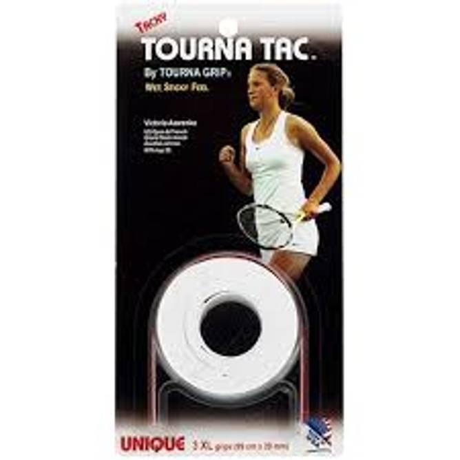 Bilde av Tourna Grip 3 Pack WHITE