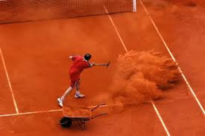 Bilde av 1 tonn Top Coat Tennisgrus