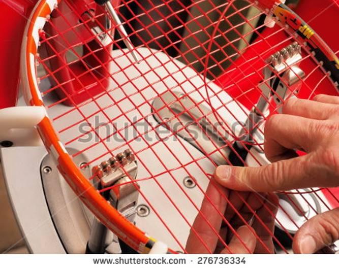 Bilde av Strengning av racket