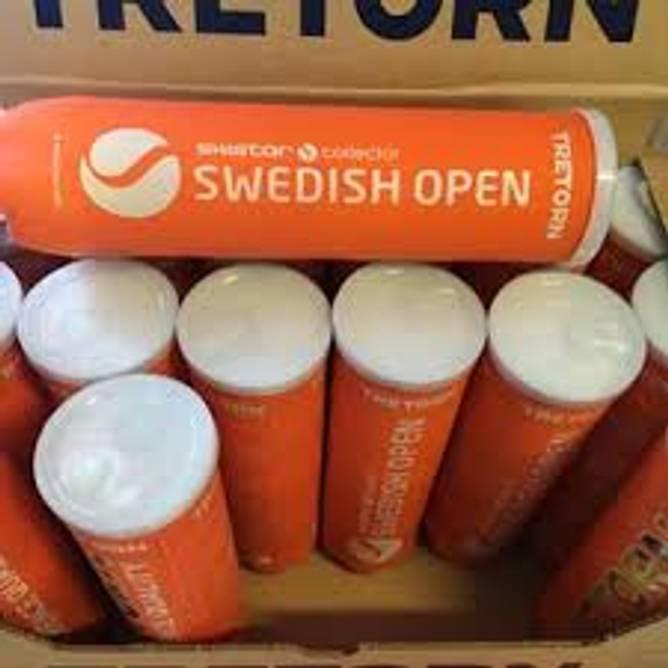 Bilde av Tretorn Swedish Open kasse 18