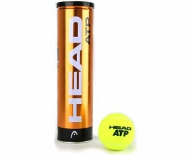 Bilde av Head ATP-Tour 4 Balls rør