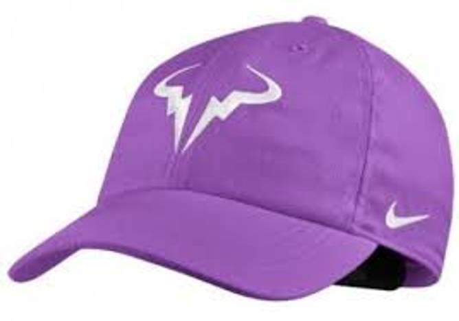 Bilde av Nadal Nike Logo Cap (Lilla