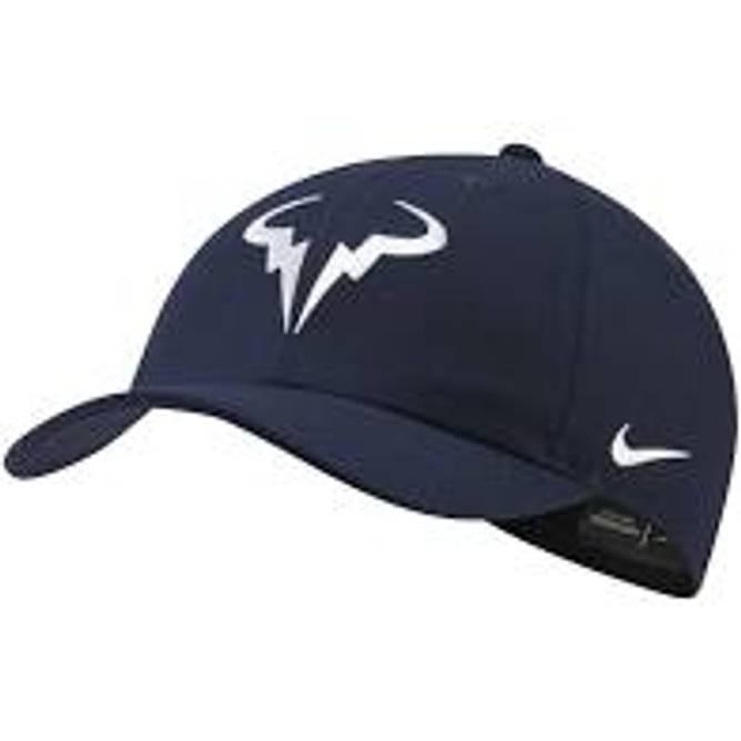 Bilde av Nike Rafa Logo Cap (Svart)