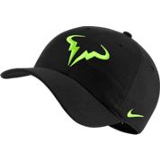 Bilde av Nike Rafa Logo Cap (Svart