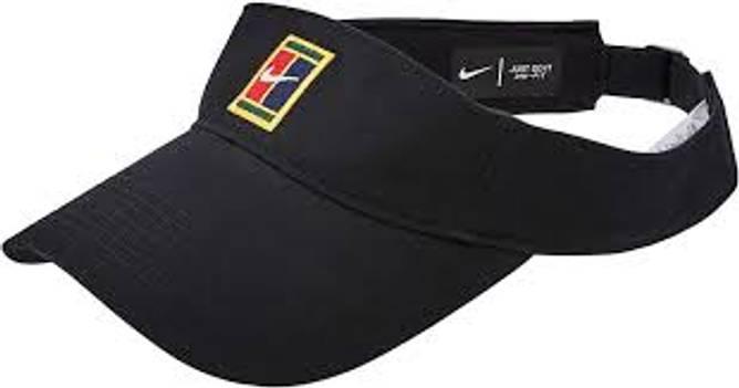 Bilde av Nike visor cap (Svart