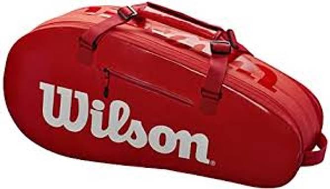 Bilde av Wilson Red Super Tour 3 pack