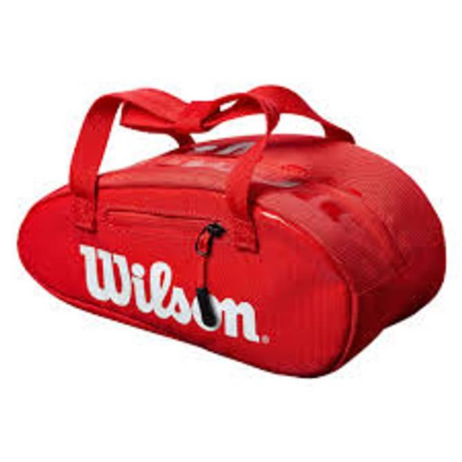 Bilde av Wilson Red Tour Large Bag