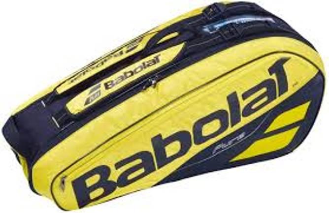 Bilde av Pure Aero Bag 6 pack (Gul)