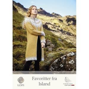 Bilde av Favoritter fra Island - Lopi