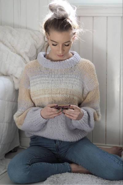 Simplicity Sweater - Strikkepakke
