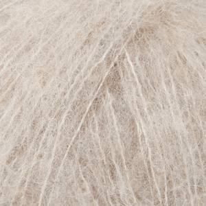 Bilde av Brushed Alpaca Silk - 04 Lys beige