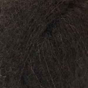 Bilde av Brushed Alpaca Silk - 16 Sort