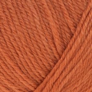 Bilde av Baby ull - 344 Brent oransje