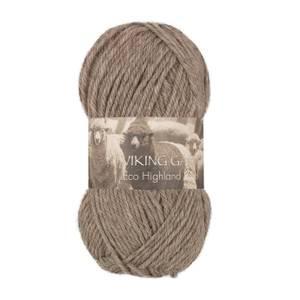 Bilde av Eco Highland Wool - 209 Lys brun
