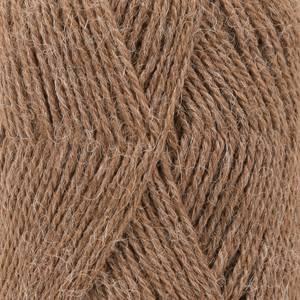 Bilde av Alpaca - 607 Lys brunmelert mix