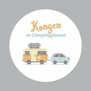 Bilde av Servietter -Kongen av Campingplassen, 20 stk.