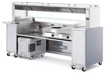 Multi cooking system