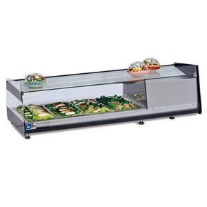 Bilde av Sushi monter rett glass