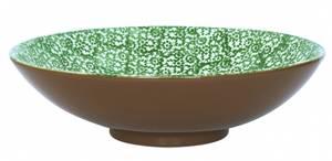 Bilde av Salatbolle Ø 40 cm Vesta, grønn