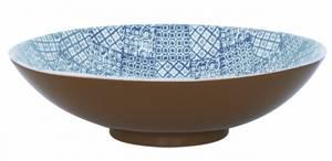 Bilde av Salatbolle Ø 40 cm Minerva, blå