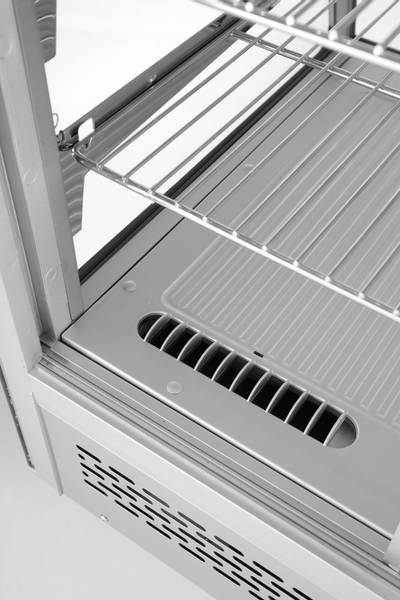 Hendi Kjølekabinett Bordmodell 120