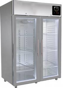 Bilde av Desmon GM14 Dobblet Kjøleskap med Glassdør