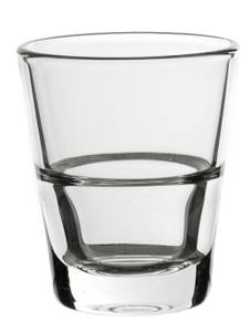Bilde av Shot glass 4,5 cl Stack Up, 48stk