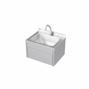 Bilde av Kontaktløs håndvask med knestyrt blandebatteri