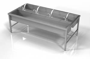 Bilde av Kontaktløs håndvask, med variabel størrelse for 8