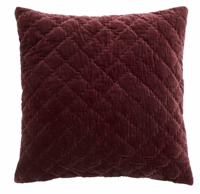 Bilde av Cushion cover, burgundy