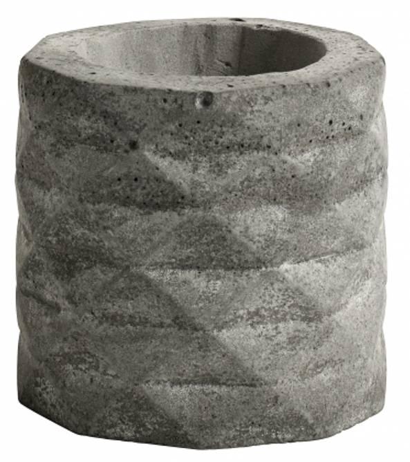 Bilde av Cement t-light holder, M