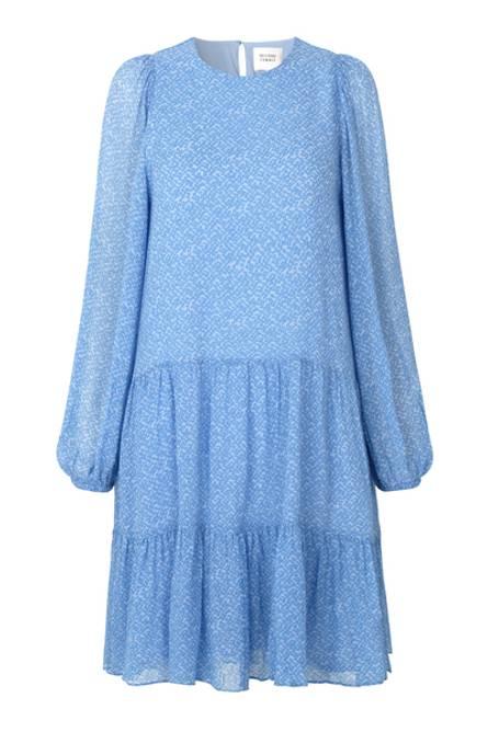 Bilde av Mano Dress Blue Bonnet