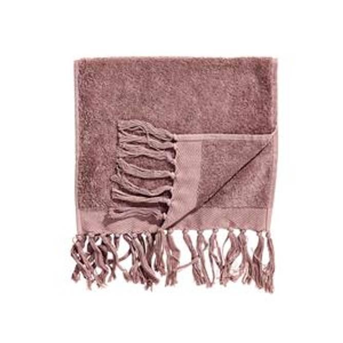 Bilde av Håndklæde med Håndknyttede