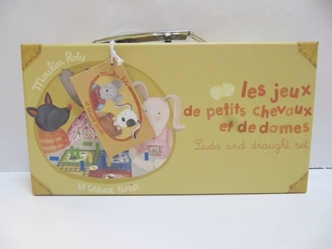 Bilde av Moulin Roty koffert, ludo and