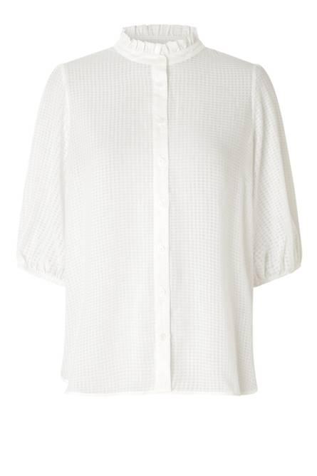 Bilde av Tara SS Shirt Bright White