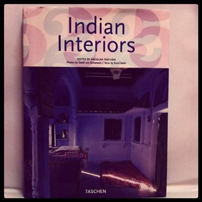 Bilde av Taschen Indian interiors