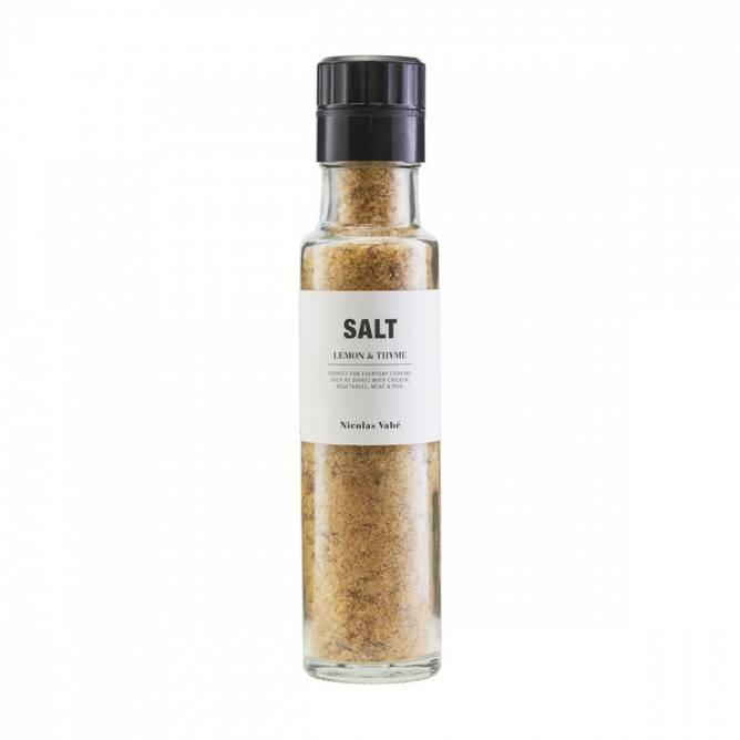 Bilde av Salt, Lemon & Thyme