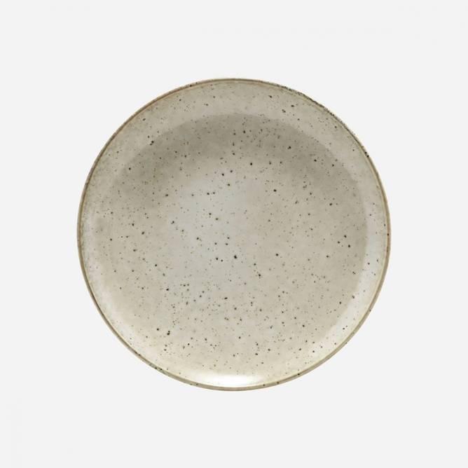 Bilde av Lunch plate, Lake, Grey dia.:
