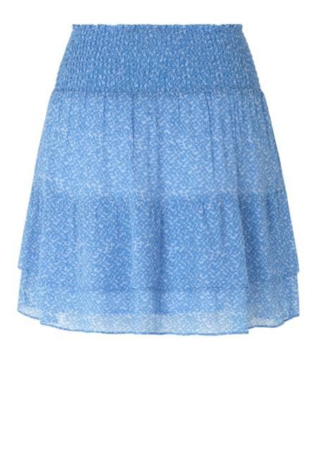 Bilde av Mano Skirt Blue Bonnet