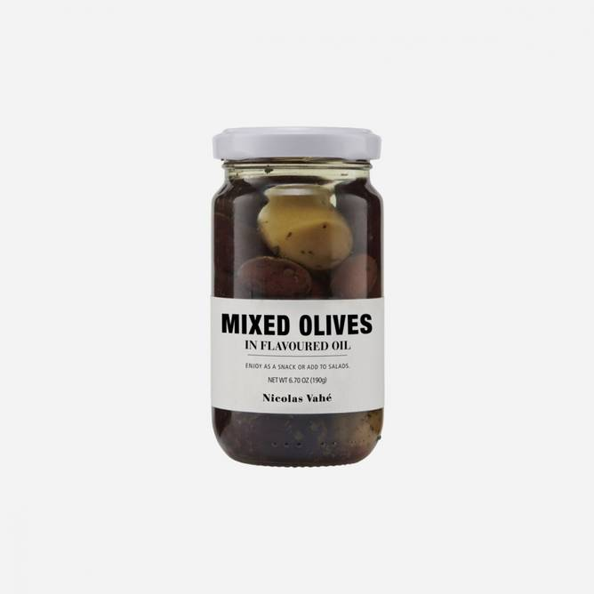 Bilde av Olivenmiks, in flavoured oil