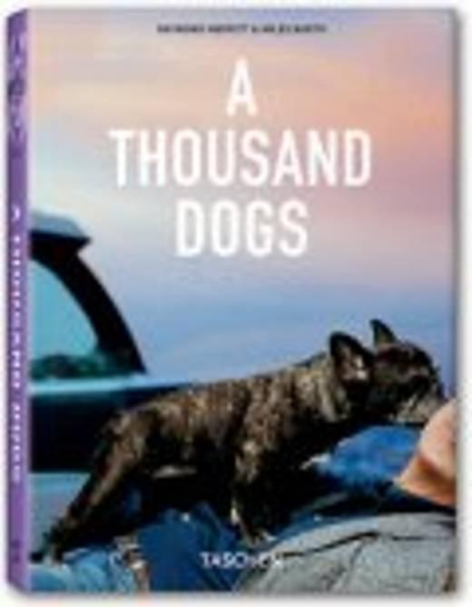 Bilde av Taschen A Thousand Dogs