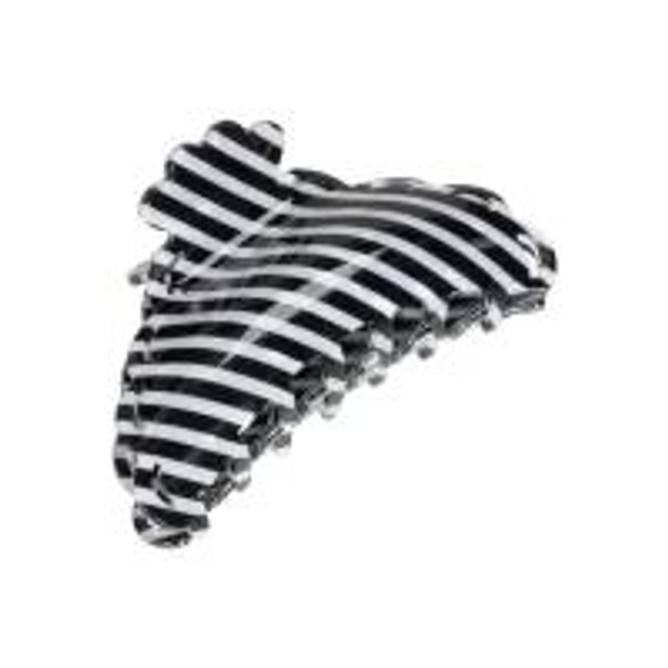 Bilde av Elly Stripe Claw Black/White