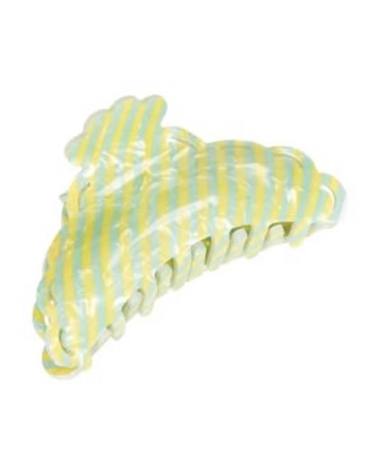 Bilde av Elly Stripe Claw Mint/Yellow