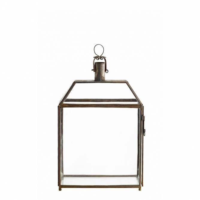 Bilde av Simple glass lantern,